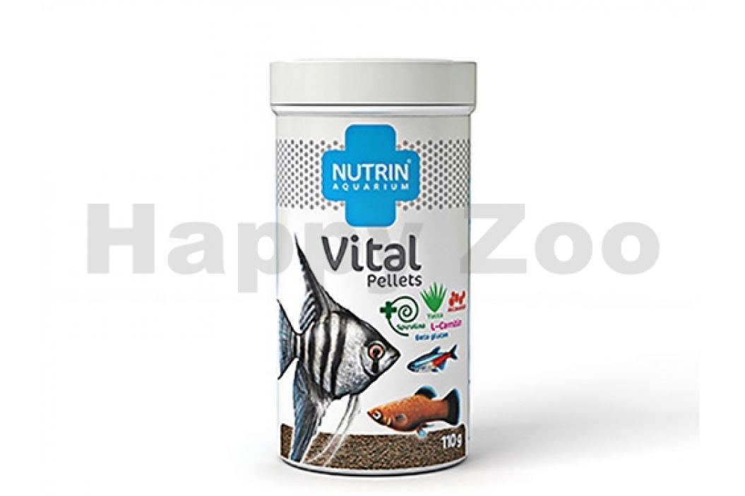 NUTRIN Vital Pellets 250ml (130g)