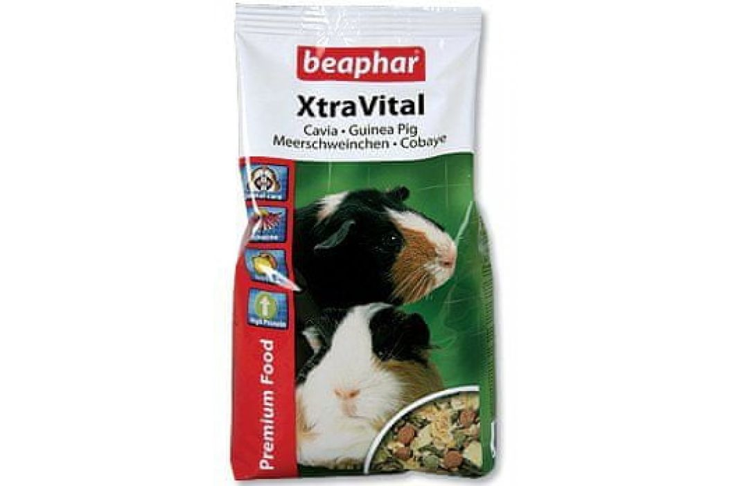 Beaphar X-traVital morče 2,5 kg