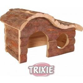 Trixie   hlodavci DŮM dřevěný HANNA morče 31x19x19cm