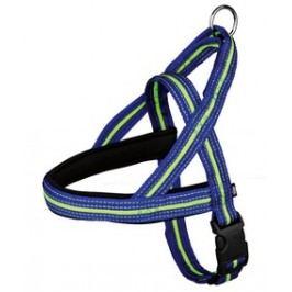 Postroj  FUSION neoprem  3,5/60-76cm modro/zelený