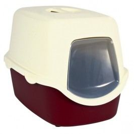 WC  VICO  56x40x40cm/bez filtru BORDO/krémové