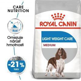Royal Canin Medium Light Weight Care - dietní granule pro střední psy - 10kg