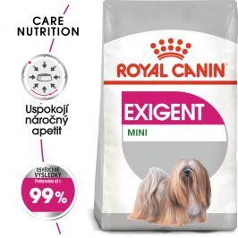 Royal Canin Mini Exigent - granule pro mlsné malé psy - 3kg