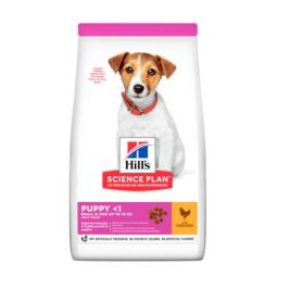 Hills PUPPY SMALL/mini chicken - 1,5kg