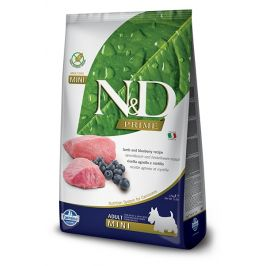N&D dog PRIME ADULT MINI lamb/blueberry - 7kg