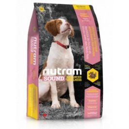 NUTRAM dog  S2 - SOUND  PUPPY - 11,4kg