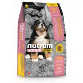 NUTRAM dog  S3 - SOUND  PUPPY LARGE - 11,4kg