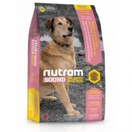 NUTRAM dog  S6 - SOUND  ADULT - 11,4kg