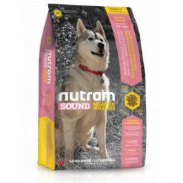 NUTRAM dog S9 - SOUND ADULT LAMB - 11,4kg