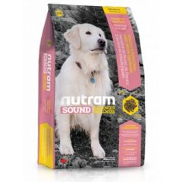NUTRAM dog  S10 - SOUND SENIOR - 11,4kg