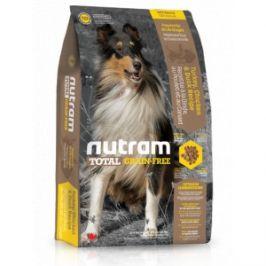 NUTRAM dog T23 - TOTAL GF turkey/chicken - 11,4kg