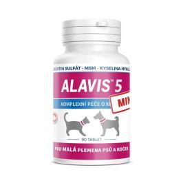 ALAVIS 5 - MINI  pro psy/kočky - 90tbl