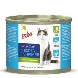PRINS cat konz. CHICKEN/shrimps - 200g