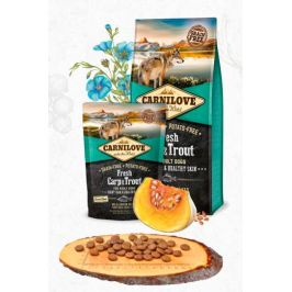 CARNILOVE dog FRESH ADULT CARP/trout - 12kg
