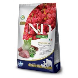 N&D dog GF QUINOA digestion LAMB/fennel - 800g
