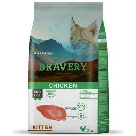 BRAVERY cat   KITTEN - 400g (startovací balíček)