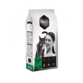 AMITY premium cat  CHICKEN/rice - 1,5 kg