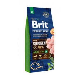 BRIT dog Premium by Nature ADULT XL - 15kg