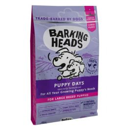 Barking Heads PUPPY days LARGE breed - 18kg