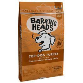 Barking Heads TOP dog TURKEY - 12kg