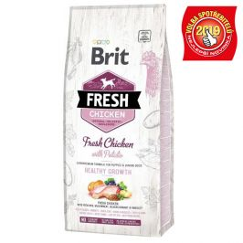 BRIT FRESH PUPPY chicken/potato - 12kg