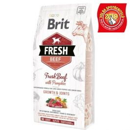 BRIT FRESH PUPPY LARGE  beef/pumpkin - 2,5kg