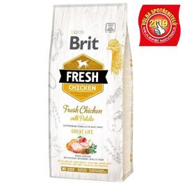 BRIT FRESH ADULT chicken/potato - 12kg