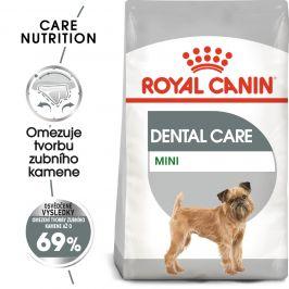 Royal Canin Mini Dental Care - granule pro psy snižující tvorbu zubního kamene - 3kg