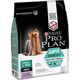 PROPLAN new ADULT SMALL/MINI krůta - 7kg