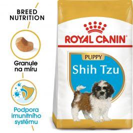 Royal Canin Shih Tzu Puppy - granule pro štěně Shih Tzu - 1,5kg