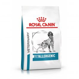 Royal Canin Veterinary Health Nutrition Dog ANALLERGENIC - 3kg