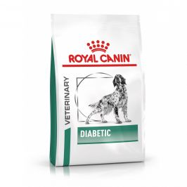Royal Canin Veterinary Health Nutrition Dog DIABETIC - 12kg