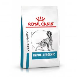 Royal Canin Veterinary Health Nutrition Dog HYPOALLERGENIC - 2kg