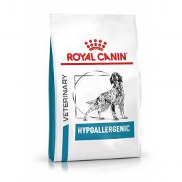 Royal Canin Veterinary Health Nutrition Dog HYPOALLERGENIC - 14kg