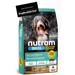NUTRAM dog  I20 - SENSITIVE - 11,4kg