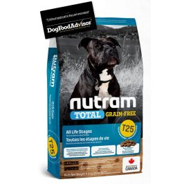 NUTRAM dog T25 - TOTAL GF  SALMON/trout  - 2kg