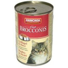 ANIMONDA cat konzerva BROCCONIS geflügel - 400g