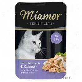 MIAMOR kapsa Filet  100g - Kuře/tuňák