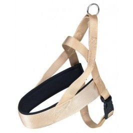 Postroj (trixie) PREMIUM comfort  béžový - 4/53-66cm