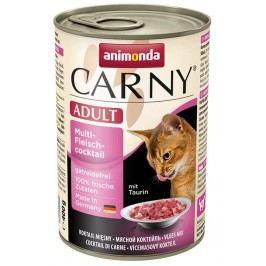 ANIMONDA cat konzerva CARNY masový koktejl - 200g