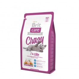 BRIT CARE cat   KITTEN - CRAZY   - 2kg