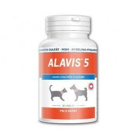 ALAVIS 5  pro psy/kočky                           - 90tabl.