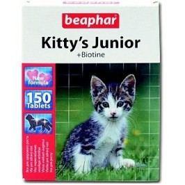 Beaphar  KITTYS JUNIOR biotin - 150tbl
