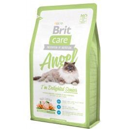 BRIT CARE cat  SENIOR - ANGEL - 2kg