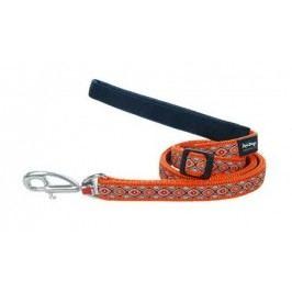 Vodítko RD Snake Eyes Orange                     - 1,8cm/1,8m