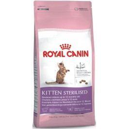 RC cat     KITTEN STERILISED                        - 400g