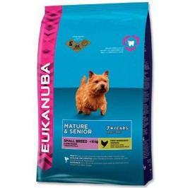 Eukanuba   MATURE/SENIOR    small                      - 1kg