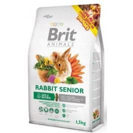 BRIT animals  RABBIT senior  - 300g