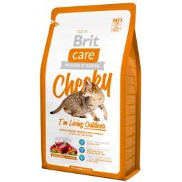 BRIT CARE cat  OUTDOOR - CHEEKY - 2kg