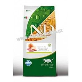 N&D cat GRAIN FREE ADULT boar/apple  - 1,5kg